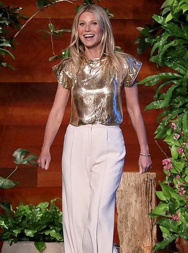 Gwyneth Paltrow on Ellen Show